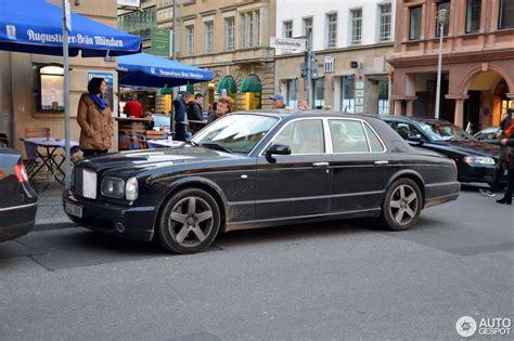 Bentley Arnage Review
