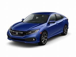 2019 New Honda Civic Sedan Sport Manual At Penske
