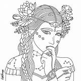 Coloring Pages Adults Therecipeworld Ever Decor sketch template