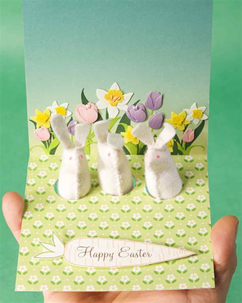 Easter Cards And Spring Greetings  Martha Stewart