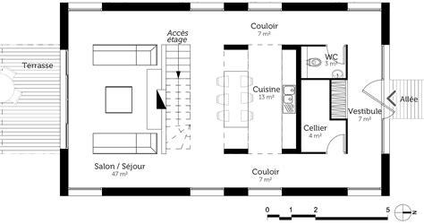 plan maison a etage 3 chambres plan maison etage 3 chambres 1 plan au sol du rez de