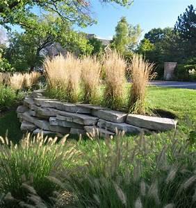 Gräser Für Garten : gr ser im garten 100 gestaltungsideen geben altem rasen ~ Lizthompson.info Haus und Dekorationen