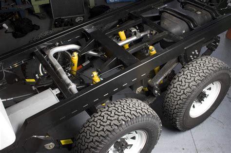 tandem axle suspension piratexcom    road forum
