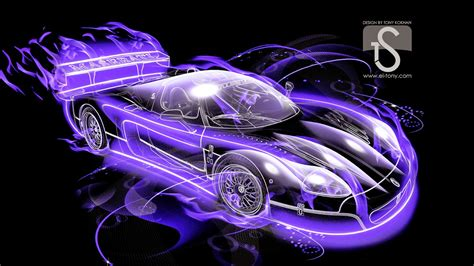Cars View Fire 3d Wallpapers Of Cars For Desktop