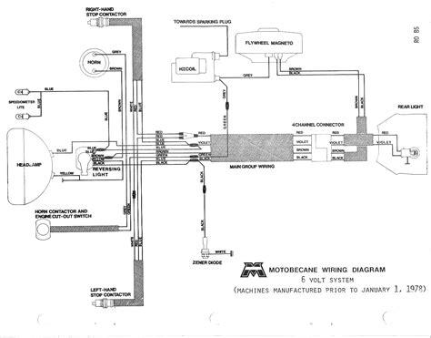 Peugeot 505 Wiring Diagram by Wiring
