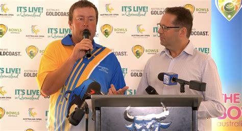 gold coast home australian open bowls australia