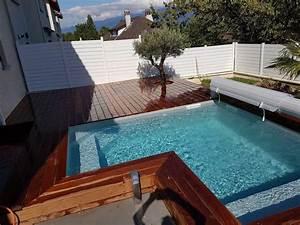 Petite Piscine Hors Sol Bois : la petite piscine en bois mini piscine vercors piscine ~ Premium-room.com Idées de Décoration