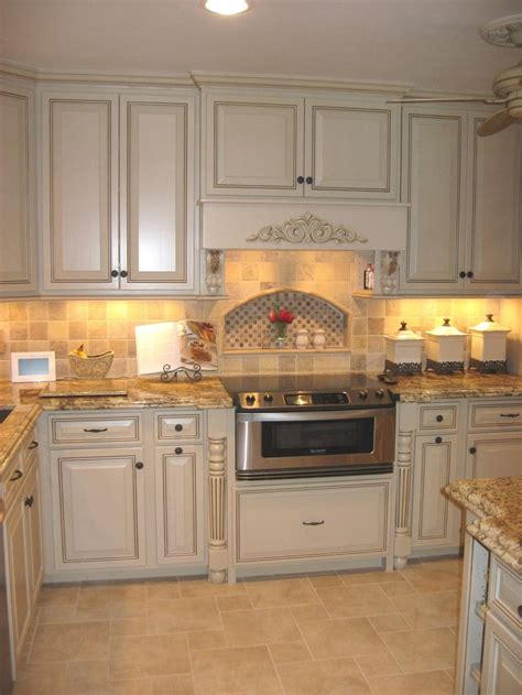 Kitchen Remodel With Custom Built Cabinets, Granite