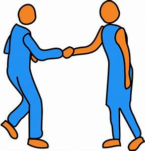 Clipart Shaking Hands - Cliparts.co