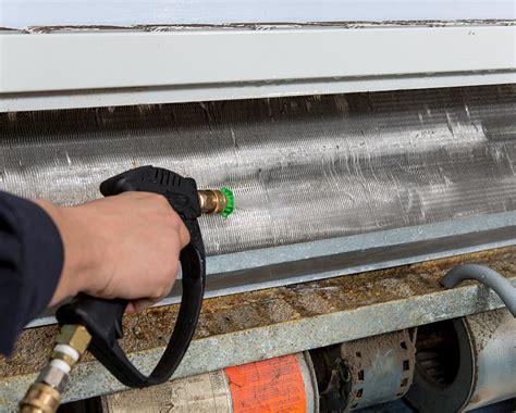 clean hvac coils   steps aeroseal
