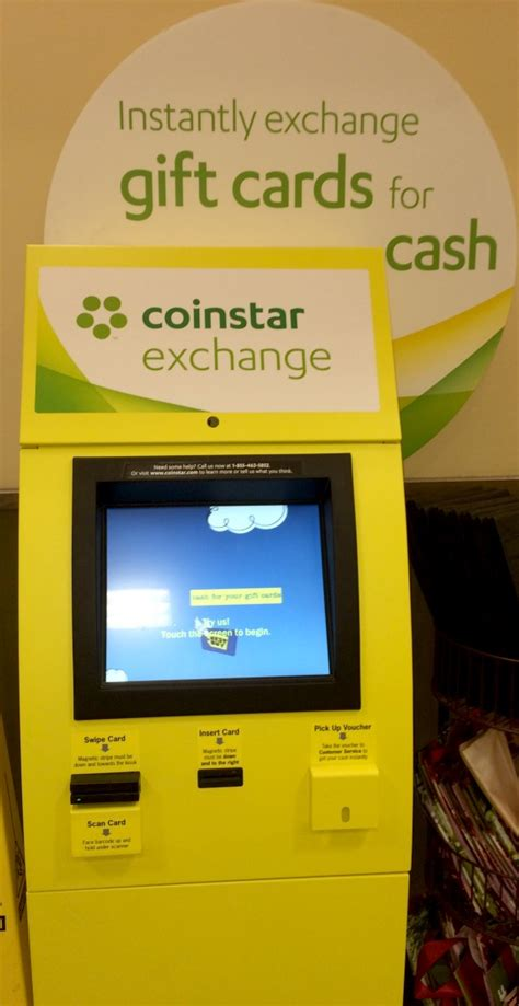 We did not find results for: Earn Cash for your Gift Cards from Coinstar Exchange! - Thrifty NW Mom