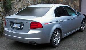 2005 Acura Tl With 6