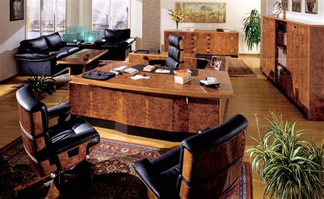 bureau president executive and presidential luxury office r a mobili