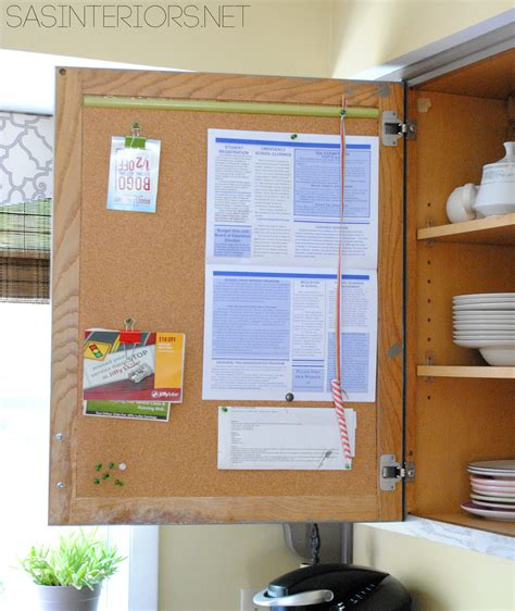 inside kitchen cabinet ideas kitchen organization ideas for the inside of the cabinet doors jenna burger