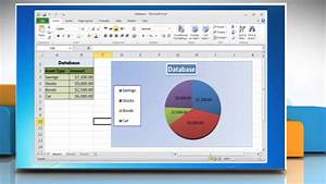 How To Rotate The Slices In Pie Chart In Excel 2010
