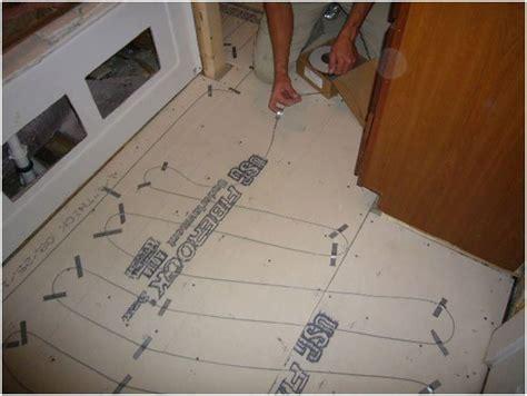 warmup flooring meze