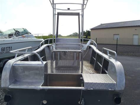 gosselin gp 570 aluminium gosselin bateaux neufs dans la manche 50 coutainville plaisance
