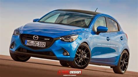 2019 Mazda 2 Hatchback  Upcoming Car Redesign Info