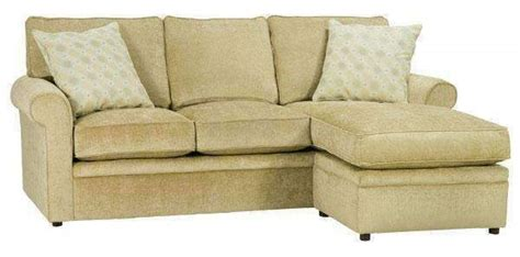 Apartment Size Sofa With Chaise Lounge by Kyle Apartment Sized Sectional Sleeper Sofa With