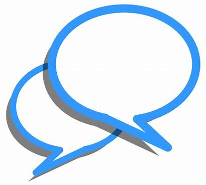 Chat Clipart Clip Vector Callout Talk Svg