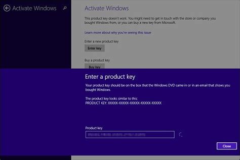 the wikitext you entered doesn t contain a valid license template activation keys windows 8 1 how to activate windows 8 1