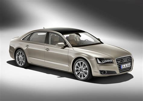 2018 Audi A8 L Debuts With 500hp W12 Engine The Torque