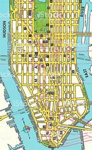Plan De Manhattan : map of lower manhattan stock vector art more images of ~ Melissatoandfro.com Idées de Décoration
