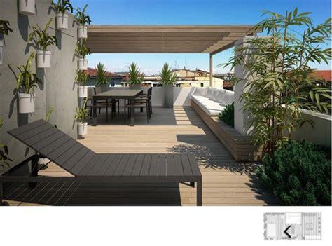 allestire un terrazzo 22 idee per realizzare una zona piscina in terrazzo