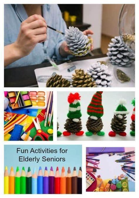 fun activities  elderly seniors pinterest elderly