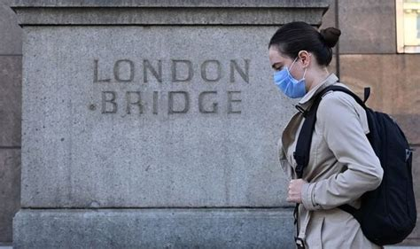 London lockdown: Which boroughs have the highest COVID ...