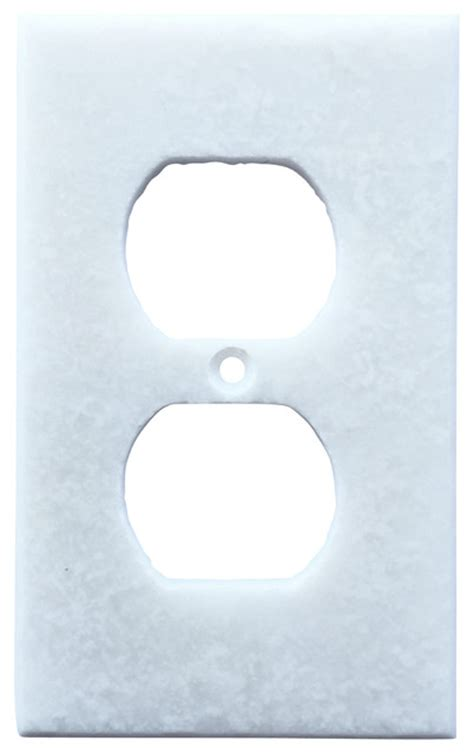 marble switch plates white marble switch plate cover duplex traditional switch plates and outlet covers by