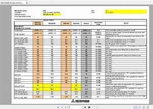 Mitsubishi Forklift Pbv20nd Manuals  U0026 Diagram