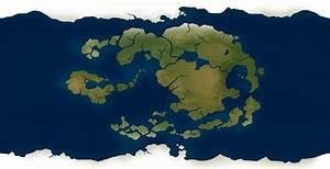 Avatar World Map - Realistic by Vanja1995 on DeviantArt