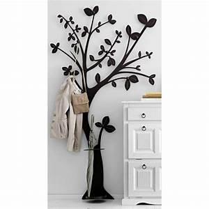 Porte Manteau Mural Arbre : porte manteau arbre design packtoo ~ Preciouscoupons.com Idées de Décoration
