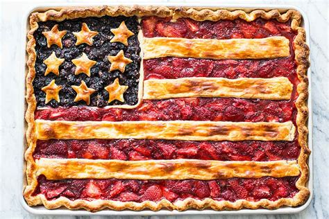 cuisine recipes easy flag pie recipe simplyrecipes com