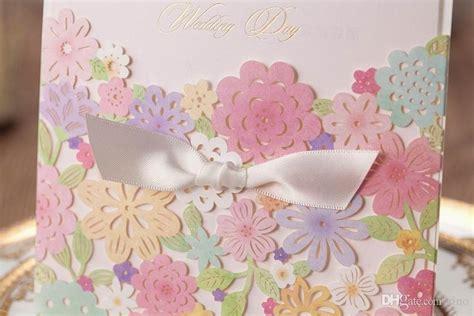 wedding invitations cards personalized laser cut wedding