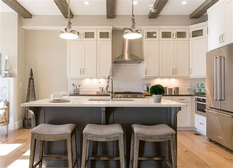 revere pewter kitchen cabinets modern farmhouse townhouse home bunch interior design ideas 4838