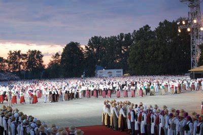 Latvian Song and Dance Festival / Latvijas Dziesmu un Deju ...
