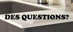 Plan De Travail Com : cuisine et plan de travail posez nous vos questions ~ Melissatoandfro.com Idées de Décoration
