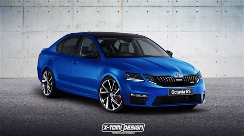 X Tomi Design Skoda Octavia Rs Facelift