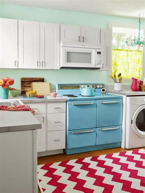 la cuisine d antan coral cottage ou la maison de plain pied style retro