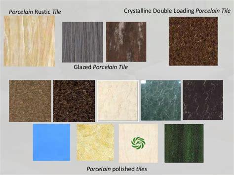 types  flooring