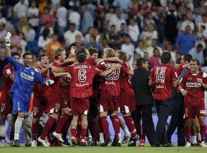 La Liga Lunes: Sevilla thrash Real Madrid in Spanish Super ...