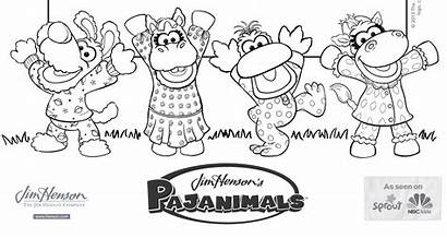 Pajanimals Coloring Savings Daylight Printable Lion Fuli
