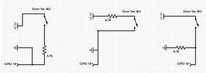 Gpio - Reed Switch Wiring