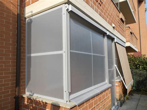 chiudere veranda chiudere veranda con tende con chiusura in pvc trasparente