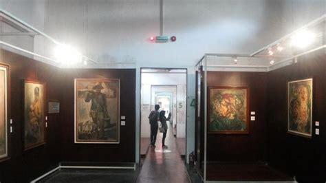 sejarah panjang gedung museum seni rupa  keramik