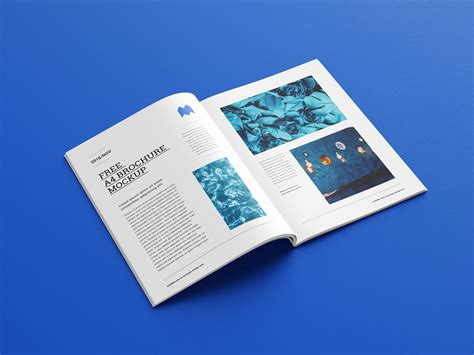 This free magazine mockup consists of a smart. Free Premium Magazine Mockup PSD Set | 7 PSD Files - Good ...