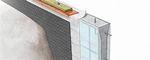 Étanchéité Mur Enterré Par L Intérieur : isolation et tanch it des fondations par l 39 ext rieur ~ Farleysfitness.com Idées de Décoration