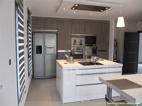 cuisine avec frigo americain integre cuisine avec frigo americain iv66 jornalagora